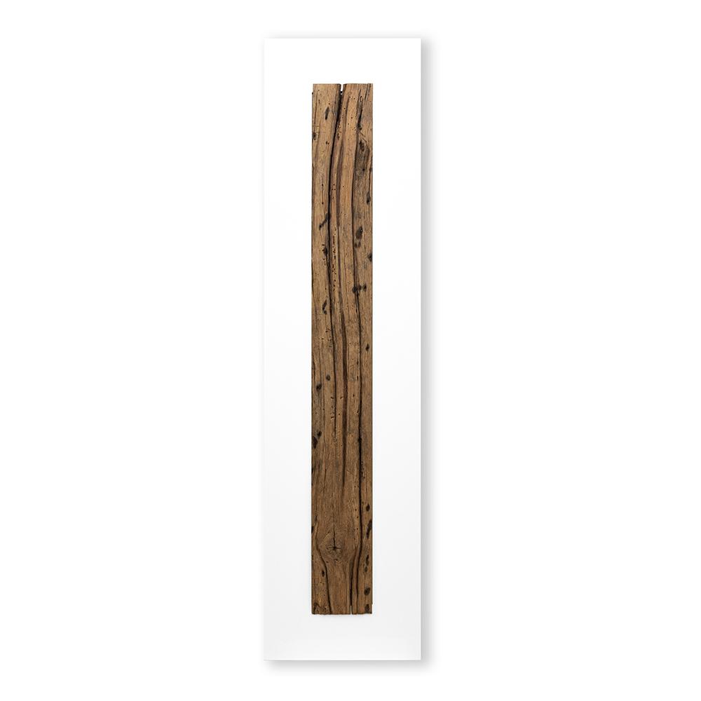 Dizajnový drevený obraz na stene